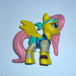 My Little Pony Figure Fluttershy as a pirate Figure G4 FiM Egmont Magazine UK (1)
